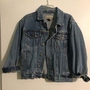 Jackets & Blazers - Vintage Denim Jeans Jacket